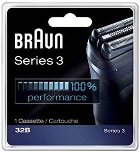Braun Series 3 32B Replacement Parts