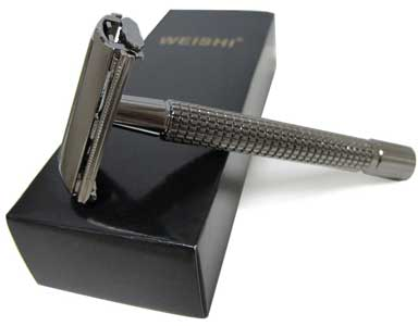 WEISHI Long Handle Safety Razor