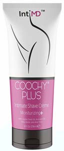 IntiMD COOCHY PLUS Shave Cream